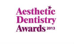 Aesthetic dentistry awards 2013