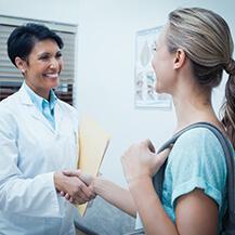 Hygienist consultation