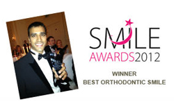Smile awards 2012